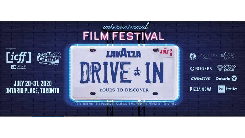 Lavazza Drive-In Film Festival Launches in Toronto July 20th