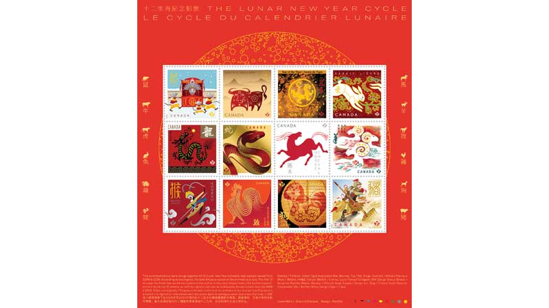 HOLIDAYS  Festive Lunar New Year series wraps up with a flourish