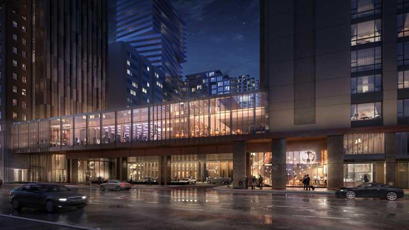 The Restored Park Hyatt Toronto to Open September 2021